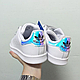 Женские кроссовки Adidas Stan Smith J 'Iridescent' White, фото 3