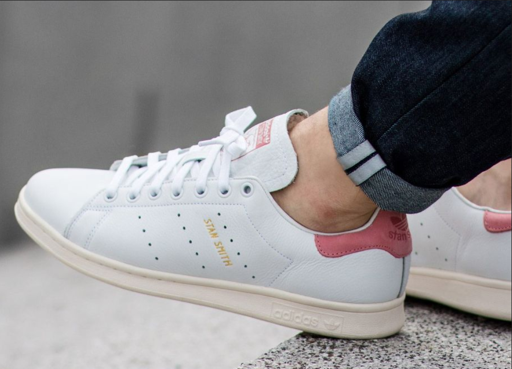 Женские кроссовки Adidas Stan Smith White