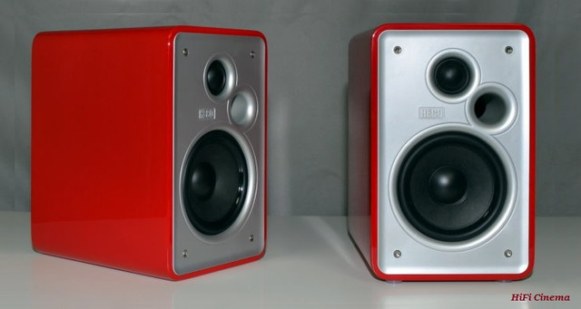 HECO Music Colors 100 High Gloss Red