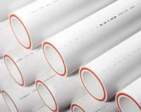 Труба Kalde со стекловолокном Fiber д. 50