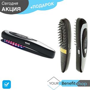 Лазерная массажная расческа Power Grow Comb для укрепления волос   Повер Гроу Комб   Оригинал