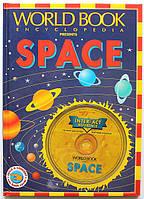 Space. Encyclopedia. Видавництво: World book. Серія: Дитячі книги англійською, фото 1
