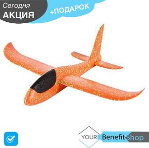 Ручной сверхлегкий метательный планер SUNROZ / Самолет / Airplane
