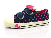 Детская спортивная обувь кеды Шалунишка:200-005,р.33 (19,5см)