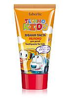 """Faberlic Зубная паста для детей """"Яблоко"""" TECHNO KIDS арт 2358"""