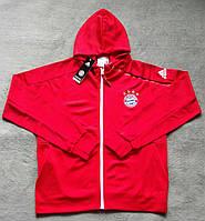 a3b7bd412c4e Мужская спортивная олимпийка (кофта) Бавария-Адидас, Bavaria, Adidas с  капюшоном,