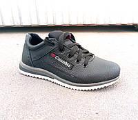 Кроссовки кожаные подростковые Columbia 36-39 р, фото 1