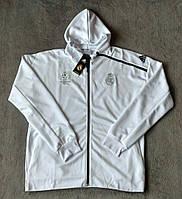 39fb09c0cbde Мужская спортивная олимпийка (кофта) Реал Мадрид-Адидас, Real Madrid, Adidas ,