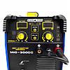 Инверторный полуавтомат Искра Профи Cobalt MIG 300 DC, сварочный полуавтомат 2 в 1 MIG/MAG MMA, сварка миг маг, фото 3