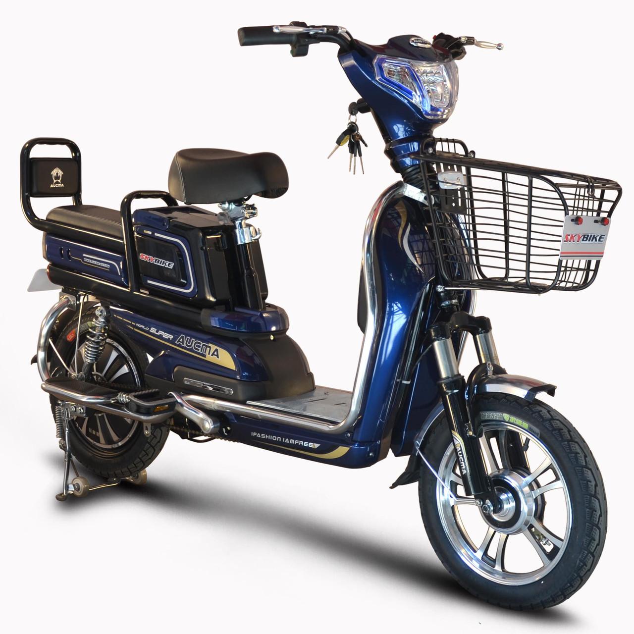 Электровелосипед Skybike SIGMA-II (500W-48V)