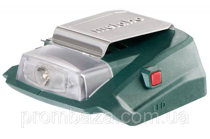 Аккумуляторный адаптер Metabo PA 14.4-18 LED-USB