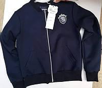 Бомбер куртка  на девочек