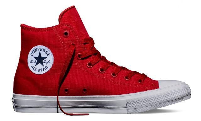 04632482fd3e Женские Красные Высокие Кеды Converse All Star 2 — в Категории ...