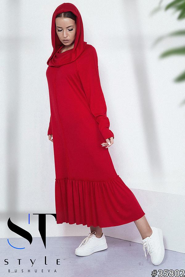 Ультрамодний плаття в стилі oversize розміри S-L
