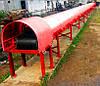Желобчатые ленточные конвейера шириной 400 мм. длина 2 м., фото 4