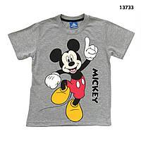 Футболка Mickey Mouse для мальчика.  9-10;  11-12 лет