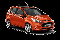 Захист двигуна і КПП - Ford B-Max