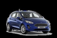 Захист двигуна і КПП - Ford Fiesta