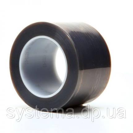3M™ Scotch® 5491 - Клейка, високотемпературна стрічка, тефлон, 75х0,17 мм, рулон 33 м, фото 2