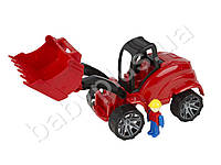 Автомобиль М4 погрузчик с ковшом