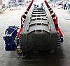 Желобчатые ленточные конвейера шириной 400 мм. длина 4 м., фото 3