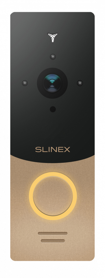 Вызывная панель Slinex ML-20HD (black+gold)