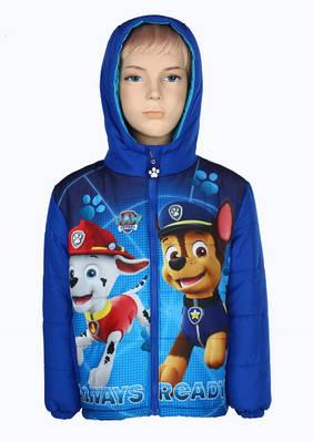 Демисезонные куртки для мальчиков Disney 98-128 р.р.