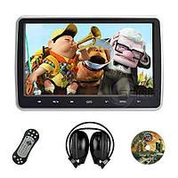 Автомобильный комплект DVD-прогрыватель Sonic Audio ® HR-10C с наушниками