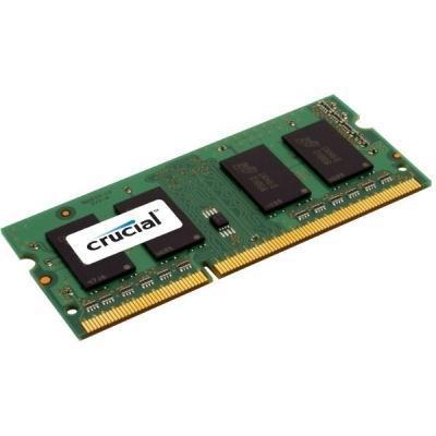 Оперативная память Crucial SODIMM 8GB, DDR3L, 1600 MHz (CT102464BF160B)