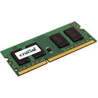 Оперативна пам'ять Crucial SODIMM 8GB, DDR3L, 1600 MHz (CT102464BF160B)