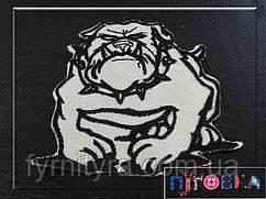 Аппликация термоклеевая собака 4_2098-08