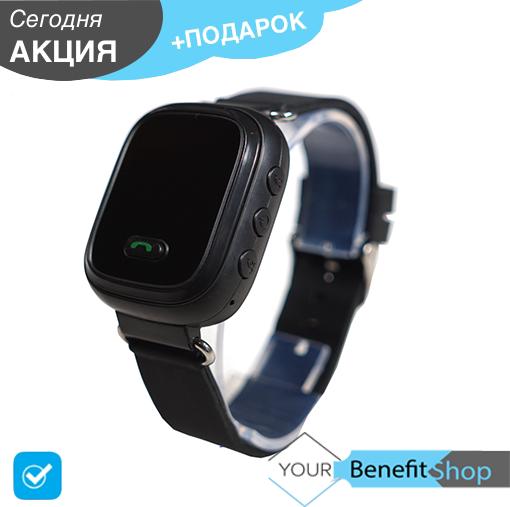 Детские смарт-часы Q60 с GPS трекером   Smart Watch   детские умные часы   Smart Baby Watch   Оригинал