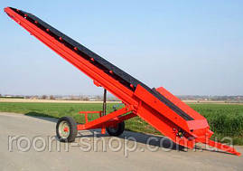 Желобчатые ленточные конвейера (транспортеры) шириной 400 мм. длина 10 м., фото 3