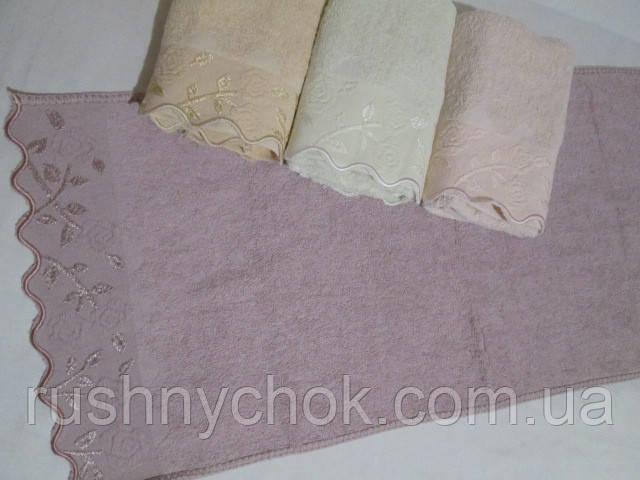 Полотенца кухонные 35*70см. махра