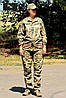 Жіноча військова форма (польовий костюм камуфляжний) ЗСУ.  Жіночі розміри: 40,42,44,46,48,50