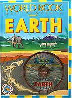 Earth. Encyclopedia. Видавництво: World book. Серія: Дитячі книги англійською, фото 1