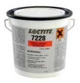 Loctite 7228 (Локтайт 7228) Износостойкие составы - белое защитное покрытие, наносимое кистью
