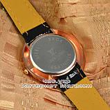 Женские наручные часы Louis Vuitton Quartz Gold White Dimond качественная копия, фото 2
