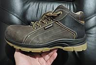 Защитные тактические ботинки из натуральной кожи и кевлара - WorkStone Kousto S3 SRA. Франция. Размер 41., фото 1