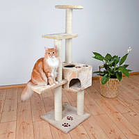 Дряпка Trixie Alicante Scratching Post, для кошек, 142см, бежевая 43861