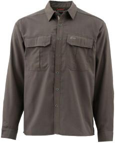 9045b2a71b4d Рубашка Simms Coldweather Shirt XXL ц:dark olive - Fishershop в Киеве
