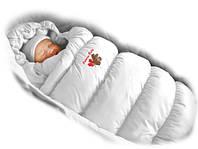Дутый зимний конверт-трансформер для малыша INFLATED., фото 1