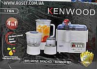 Соковыжималка блендер 4в1 - Kenwood 176N, фото 1