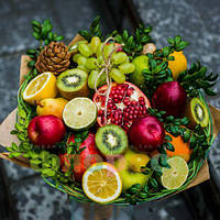 Фруктовые букеты, мужские букеты,съедобные букеты, букеты из фруктов, овощей, алкоголя!