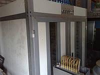 Расстоечный шкаф POLIN на 4 тележки/климат/