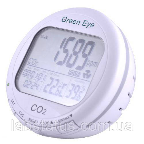 Монітор/термогігрометр-контролер AZ-7788 СО2