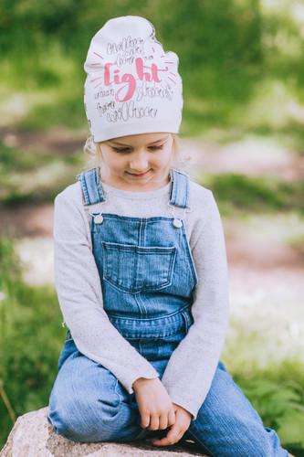 Детская шапка   ДЕМБОХАУС р-ры 50-52