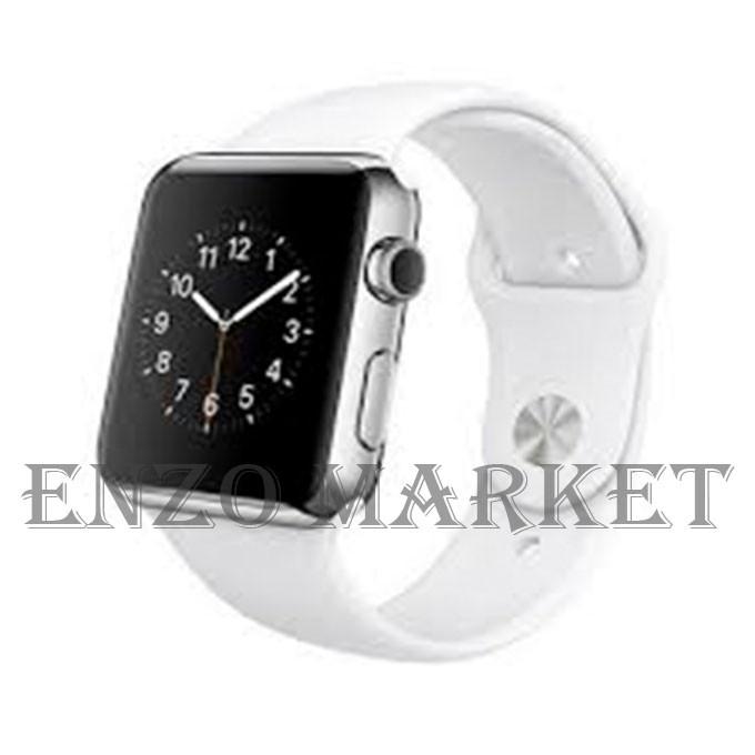 Apple Watch Stainless steel (42mm white) MJ3V2