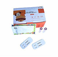 ZRBIO FIV Ab/FeLV Ag антитела иммунодефицита и антиген лейкемии кошек экспресс-тест 1 шт