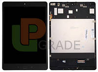 Дисплей для Asus ZenPad 3S 10 Z500M + тачскрин, черный, с передней панелью